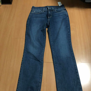 NYDJ Marilyn Straight Lift Tuck Denim Jeans